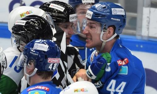 КХЛ отметила значимость проигранного матча «Барыса» в Нур-Султане