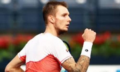 «Я получил травму и думал сняться». Бублик прокомментировал выход в финал турнира ATP