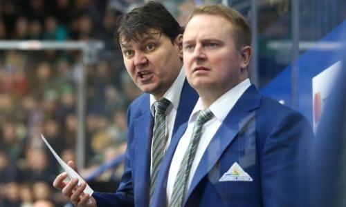 Главный тренер «Салавата Юлаева» рассказал, как удалось переломить матч с «Барысом» в КХЛ