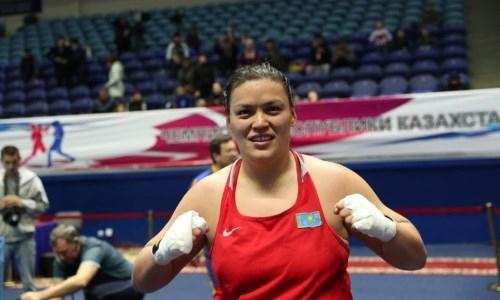 Представительницы команды Казахстана по боксу вышли в финал Кубка наций