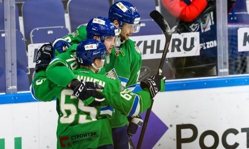 Следующий соперник «Барыса» позволил финскому форварду оформить первый покер в КХЛ. Видео