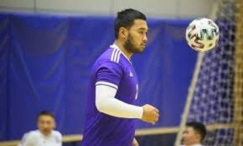 Игрок сборной Казахстана переходит в столичный клуб