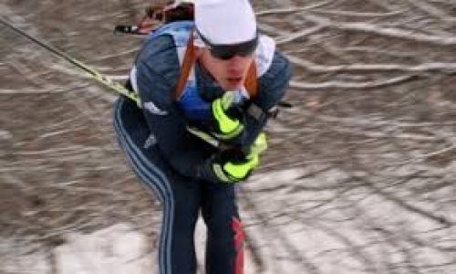 Казахстанские биатлонисты попали в десятку лучших супермикста этапа Кубка Мира