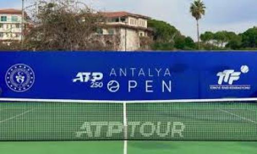 Казахстанские теннисисты не смогли пробиться в полуфинал парного разряда на турнире АТР в Анталье