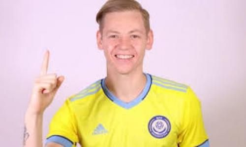 Игрок сборной Казахстана пополнил состав лидера немецкого чемпионата