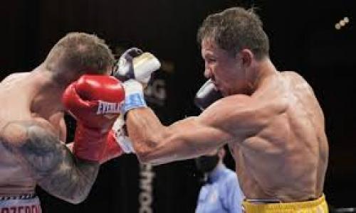 Головкина включили в рейтинг лучших боксеров 2020 года