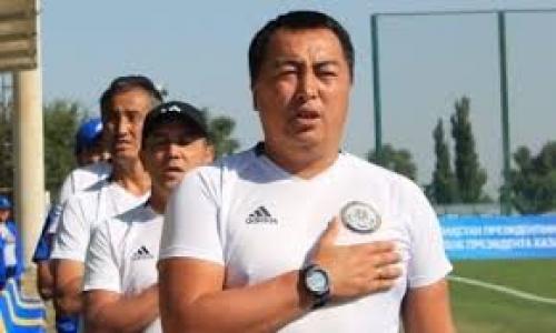 Фарм-клуб «Кайсара» назначил нового старшего тренера