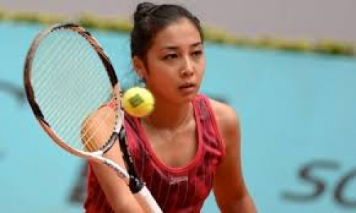 Зарина Дияс проиграла на старте турнира в Абу-Даби