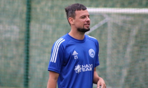 Известный в КПЛ легионер расторг контракт с казахстанским клубом