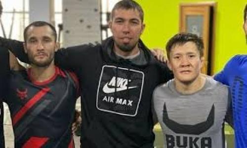 «Казахи дизелят». Морозов и Жумагулов показали свой карантин перед выступлением в UFC