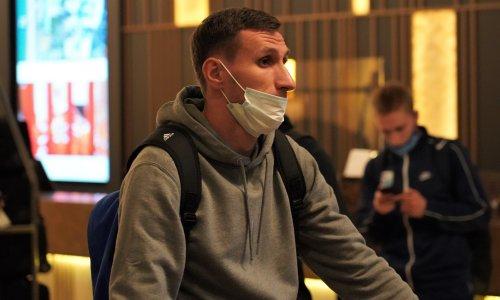 Футболисты сборной Казахстана прибыли на УТС в Турцию с клубом РПЛ