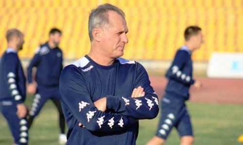 Российский специалист вернулся на пост наставника казахстанского клуба