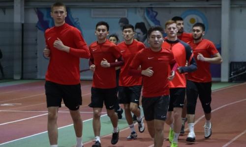 «Кызыл-Жар СК» первым из клубов КПЛ отправился в Турцию