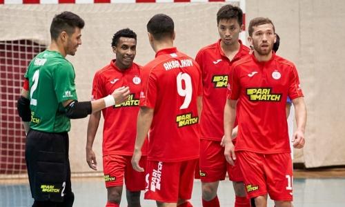 Тревожный старт. «Кайрат» пропустил три гола в первом матче Лиги Чемпионов