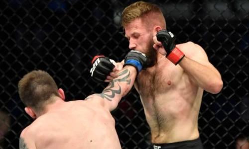 Первый бой года в UFC закончился поражением американского «Убийцы»