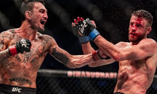 Главный бой первого турнира UFC в 2021 году завершился тотальным разгромом. Видео