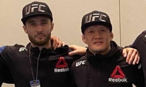 Казахстанские каналы не покажут бои Морозова и Жумагулова в UFC?