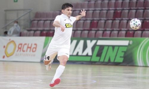 Дуглас вошёл в ТОП-5 бомбардиров казахстанских клубов в еврокубках