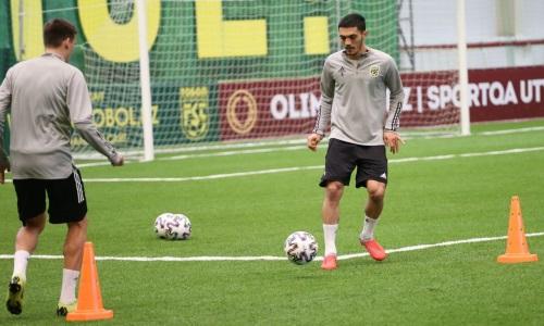 Футболист «Тобола» возвращается на родину спустя сезон после своего перехода