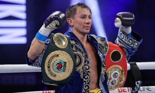 «Головкин — цель номер один». Чемпион мира предложил GGG условия для боя в 2021 году