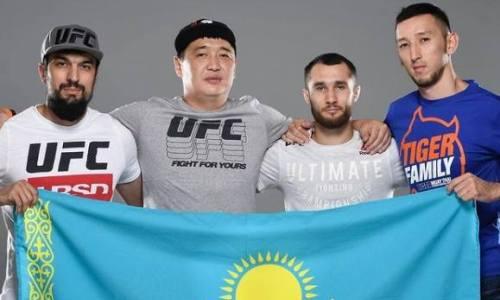 «Казахи всё могут». Чем команда казахстанского файтера UFC удивила российского эксперта. Фото и видео