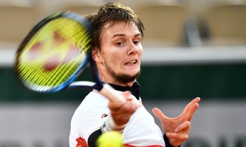 Лучший казахстанский теннисист совершил рекордный рывок в рейтинге ATP