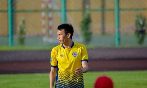 25-летний экс-защитник «Алтая» может вернуться в «Тараз»