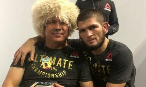 «Вижу его дерущимся за пояс». Как Хабиб Нурмагомедов поможет своему брату победить Сергея Морозова в UFC
