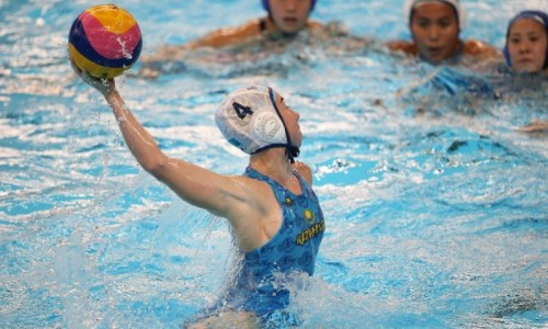 Женская сборная Казахстана по водному поло в Италии будет биться за олимпийскую лицензию