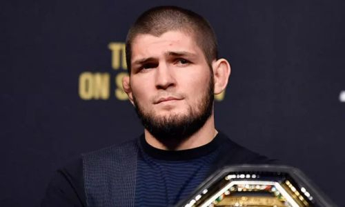«Покажет пример». Хабиб озвучил залог победы своего брата над Сергеем Морозовым в UFC. Видео