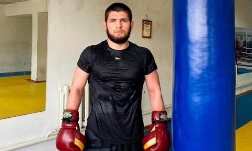 Хабиб Нурмагомедов назвал бойца, способного стать величайшим в истории