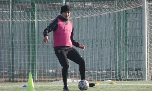 Выступавший в прошлом сезоне за «Кайрат» казахстанский футболист неожиданно выбрал новый клуб