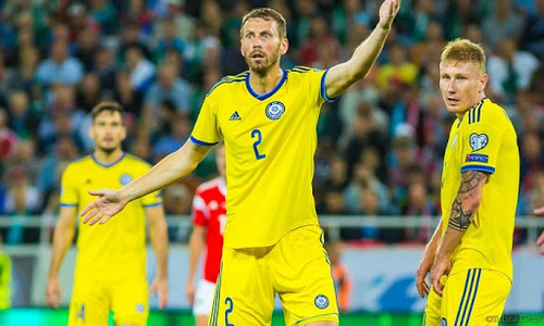 В РПЛ приготовились встречать еще одного футболиста сборной Казахстана