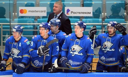 «Волк наконец-то сегодня забил». Юрий Михайлис разобрал победу над «Йокеритом», определил переломный момент и лучших в составе «Барыса»