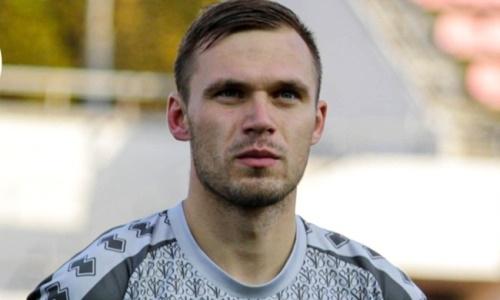 В европейском чемпионате прояснили ситуацию с футболистом сборной Казахстана