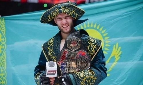 Сергей Морозов досрочно проиграл брату Хабиба Нурмагомедова в дебютном бою в UFC