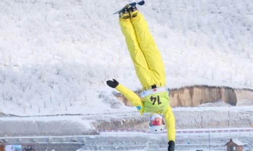 Сборная Казахстана по лыжной акробатике выступит на московском этапе Кубке Мира