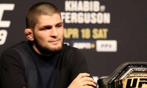 Хабиб Нурмагомедов поддержал Сергея Морозова после его дебюта в UFC. Видео