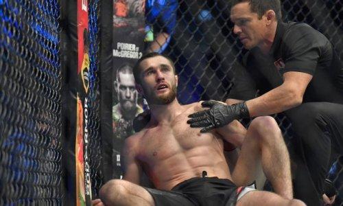 """«Не считаю, что Морозова можно уже """"хоронить""""». Комментатор «Матч ТВ» откровенно высказался о казахстанце после его неудачного дебюта в UFC"""