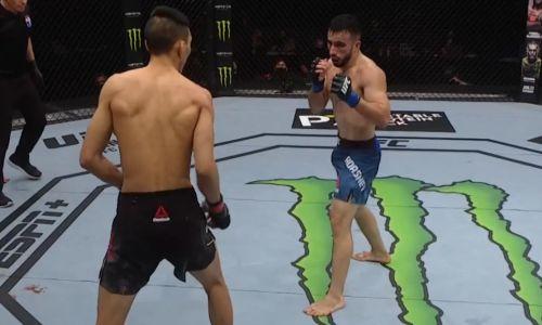 Узбек проиграл второй бой подряд в UFC после нокаута за 32 секунды