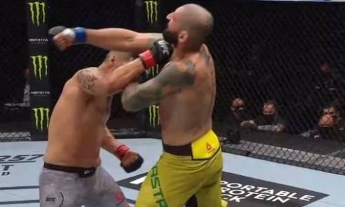 У бойца UFC «забрали душу» зубодробительным нокаутом. Видео