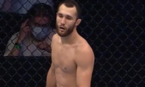 Казахстанский файтер «помог» заработать брату Хабиба Нурмагомедова в UFC