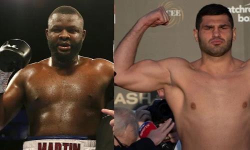 Экс-боксер «Astana Arlans» близок к бою против обидчика российского супертяжа