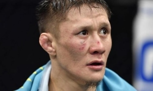 Во сколько начнется второй бой Жалгаса Жумагулова в UFC