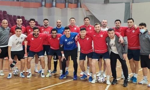 «Кайрат» узнал соперника по 1/8 финала Лиги Чемпионов
