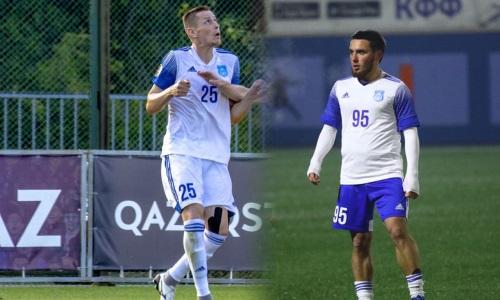 Двое россиян покинули казахстанский клуб