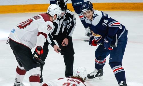 Клуб КХЛ обыграл аутсайдера и увеличил отрыв от «Барыса»