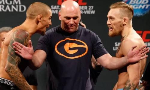 Конор Макгрегор — Дастин Порье: где, когда и во сколько смотреть трансляцию боя UFC