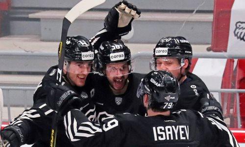 Клуб КХЛ переиграл фаворита перед матчем с «Барысом». Видео