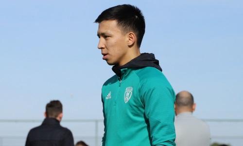 Куаныш Калмуратов нашел клуб для продолжения карьеры после ухода из «Кайсара»